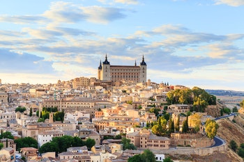 Toledo, nahe Madrid - ©pigprox - Adobe Stock