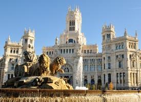 Reisebild: Städtereise Madrid