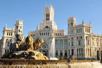 Plaza de Cibeles in Madrid - ©cainfantes - AdobeStock