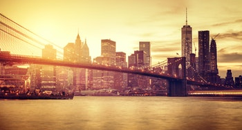 USA_New York_Brookling Bridge - ©Maciej Bledowski - AdobeStock