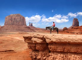 Reisebild: Rundreise in den Wilden Westen der USA