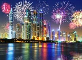 Reisebild: Silvester in Dubai - Arabische Emirate erleben