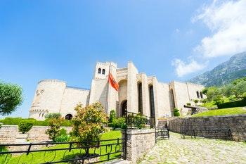 Skanderbeg Museum in Kruja - ©upslim - Adobe Stock