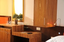 Hotel am Schlosspark Guestrow – Zimmerbeispiel Doppelzimmer Standart, Copyright: NHB Betriebsgesellschaft mbH
