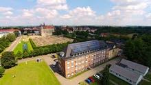 Hotel am Schlosspark Guestrow – Außenansicht 1, Copyright: NHB Betriebsgesellschaft mbH