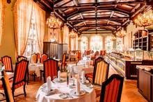 Restaurant, Copyright: Herrenkrug Parkhotel an der Elbe