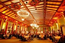 Festsaal, Copyright: Herrenkrug Parkhotel an der Elbe