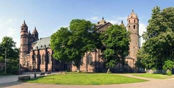 Worms - Dom Panorama - ©Blickfang - Fotolia