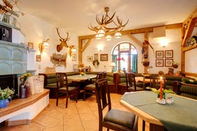 Klingenberg - Hotel NEUE HÖHE - Restaurant, Copyright: Hotel NEUE HÖHE Klingenberg