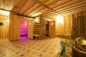 Klingenberg - Hotel NEUE HÖHE - Sauna, Copyright: Hotel NEUE HÖHE Klingenberg
