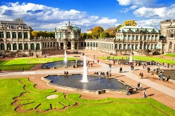 Zwinger Dresden - ©Freesurf - AdobeStock