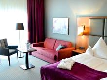 Santé Royale Hotel- & Gesundheitsresort Bad Langensalza - Zimmerbeispiel, Copyright: Santá Royale Hotel- & Gesundheitsresort Bad Langensalza