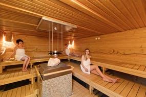 Bad Langensalza - Friederiken Therme - Sauna, Copyright: Santé Royale Hotel- und Gesundheitsresort Bad Langensalza