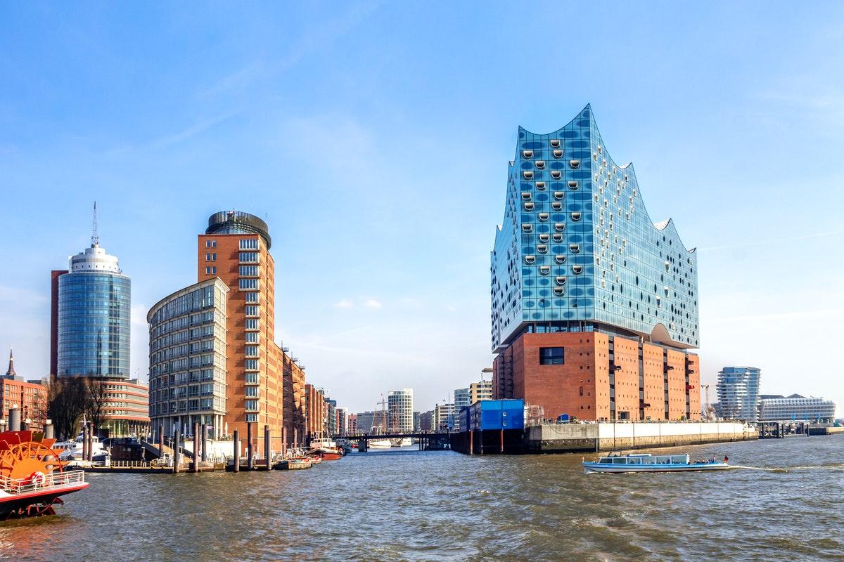 Hamburg mit Konzert in der Elbphilharmonie :: Saison 2019