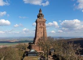 Reisebild: Silvester im Eichsfeld in Thüringen