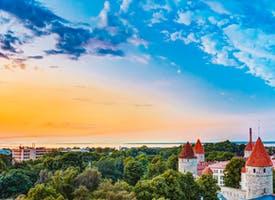 Reisebild: Rundreise  - Baltische Hauptstädte