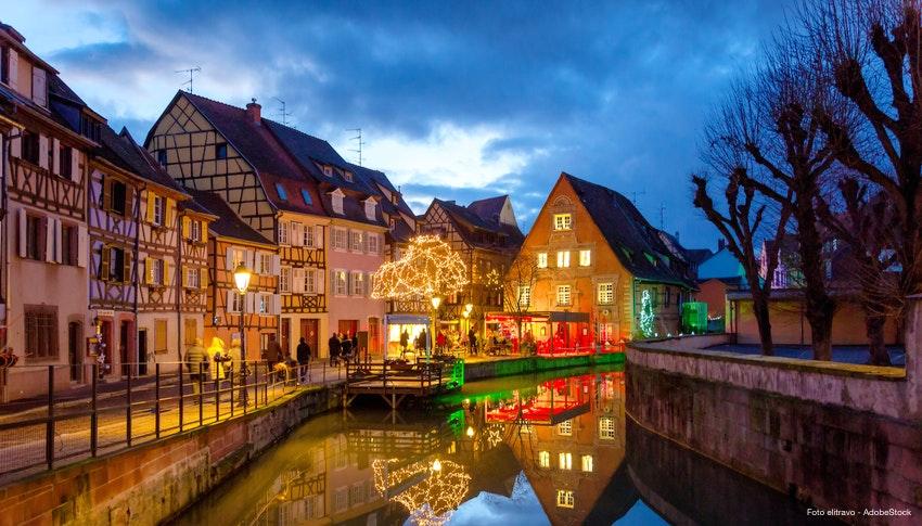 Colmar Weihnachtsmarkt.Tagesfahrt Nach Colmar Weihnachtsmarkt Saison 2019 Busreise