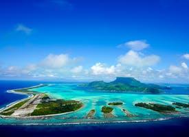 Reisebild: Kreuzfahrt Südsee - Tahiti & Gesellschaftsinseln