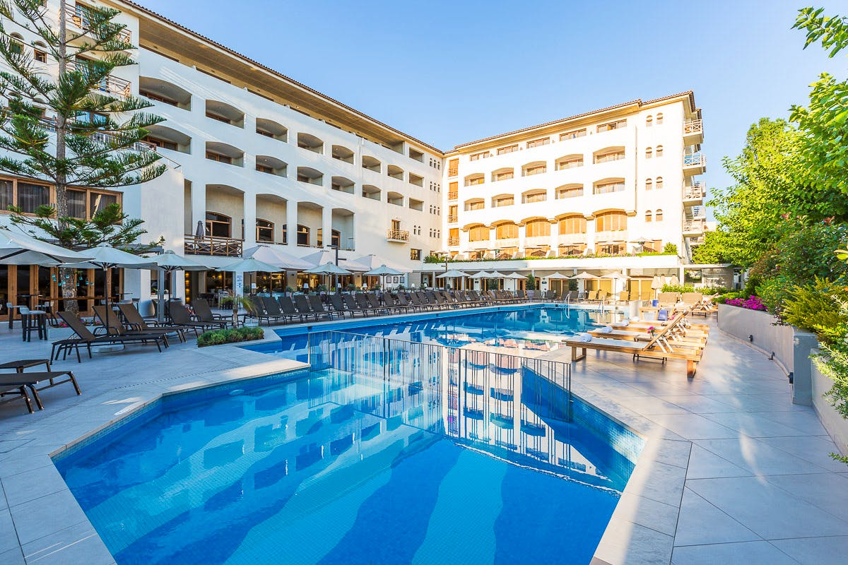 Hotel Theartemis Palace Rethymnon