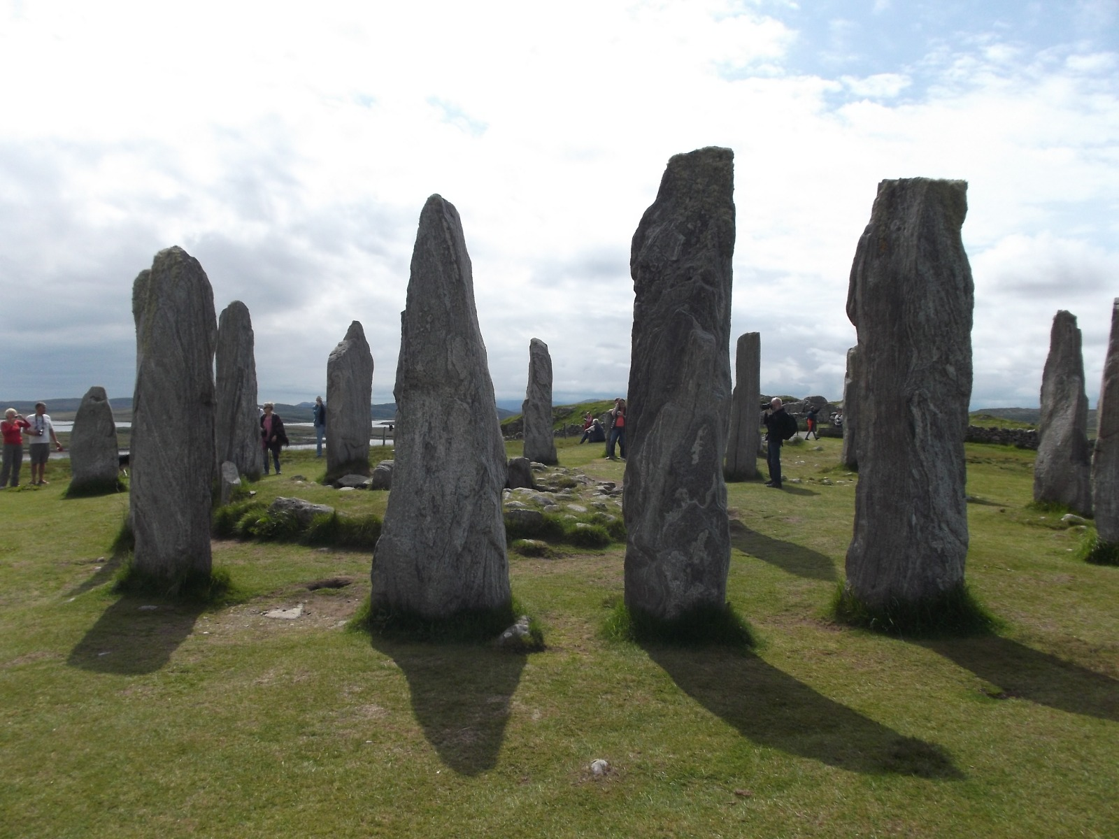Standing Stones of Callanish, Schottland, Hebrideninsel Lewis