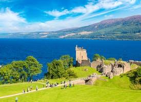 Reisebild: Schottland - Mythen und Legenden