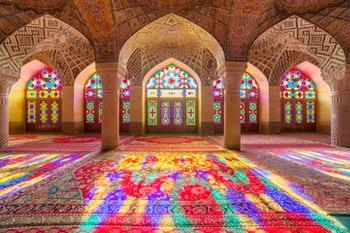 Iran - Shiraz Nasir Al-Mulk Moschee - ©Alexander Mazurkevich - AdobeStock