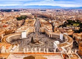 Reisebild: Städtereise Rom - die Hauptstadt von Italien intensiv
