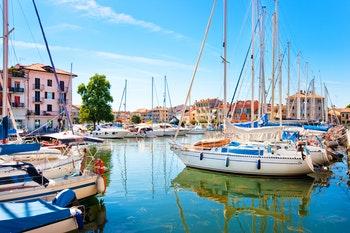 Friaul-Julisch Venetien - Boote im Hafen von Grado - ©JFL Photography - Fotolia