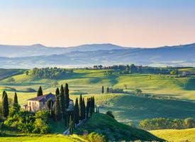 Reisebild: Wanderreise Italien - zu Fuß durch die südliche Toskana