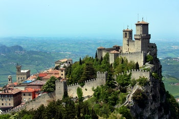 San Marino - Burg Guaita - ©gimsan - Fotolia