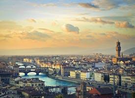 Reisebild: Städtereise Florenz - Silvester in der Toskana