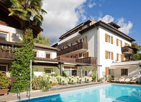 Reisebild: Urlaub in Südtirol - Hotel Gruberhof in Meran