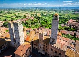 Reisebild: Italien - Rundreise durch die Toskana und Insel Elba