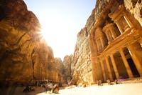 Jordanien - Al Kazneh von Petra - ©Roman Slavik - AdobeStock
