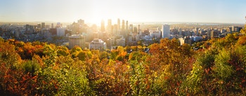 Indian Summer Montreal - ©Derek - Adobe Stock