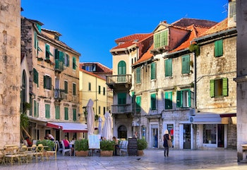 Altstadt Split - ©LianeM - Adobe Stock