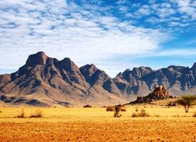 Reisebild: Rundreise Namibia - im Bann unendlicher Weite