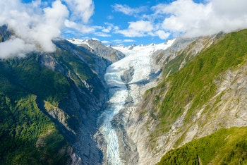 Fox-Gletscher_Westland-Nationalpark - ©ratnakorn - Fotolia