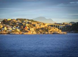 Reisebild: Rundreise Norwegen zur Mittsommer-Zeit