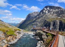 Reisebild: Rundreise Norwegen - Wandern im Land der Fjorde, Fjelle und Gletscher
