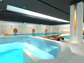 Schwimmbad Wellness Hotel Pro Vita ****, Copyright: Wellness Hotel Pro Vita ****