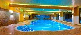 Schwimmhalle des Hotels Medi Spa Buczynski, Copyright: Medi Spa Buczynski