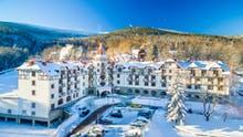 Außenansicht des Hotels Medi Spa Buczynski, Copyright: Medi Spa Buczynski
