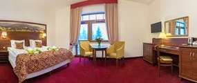 Superior Zimmer des Hotels Medi Spa Buczynski, Copyright: Medi Spa Buczynski