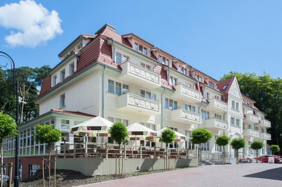 kaisers garten swinemunde, kur & wellness in polen - 3 sterne hotel kaisers garten (cesarskie, Design ideen