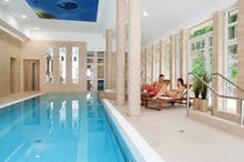 Kurhotel Kaiser's Garten - Pool, Copyright: Idea Spa Travel Sp