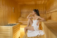 Sauna Mona Lisa, Copyright: IdeaSpa