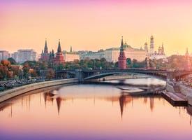 Reisebild: 3 Hauptstädte Russlands erleben