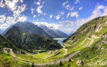 Schweiz - Grimselpass - ©dennisvdwater - Fotolia