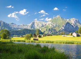 Reisebild: Traditionen im Appenzellerland und Fürstentum Liechtenstein